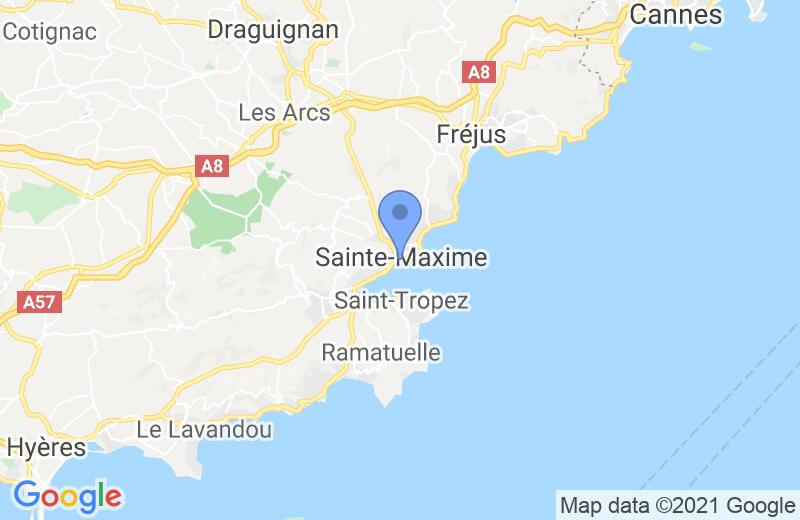 Sainte-Maxime - Port public